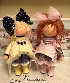 Фото для Пошив интерьерной куклы