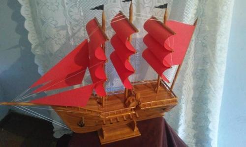 Фото для Корабль (цена зависит от размера)