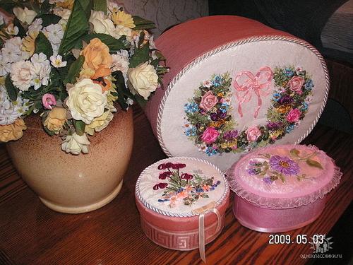 Photo of Удивительные розовые шкатулочки