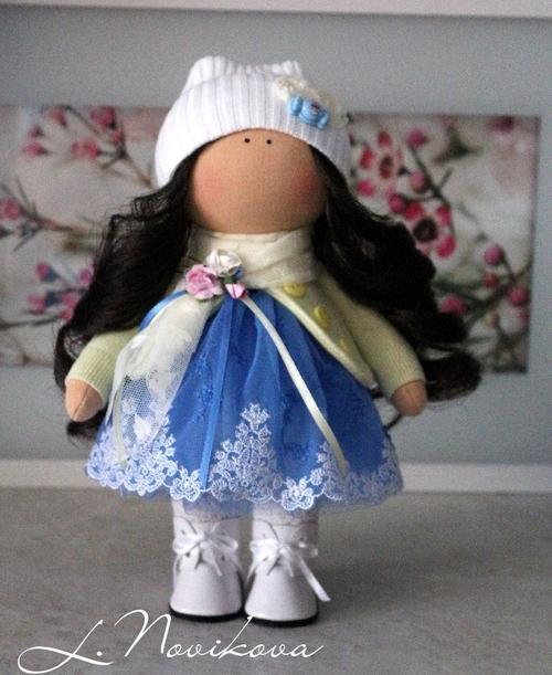 Photo of Интерьерная кукла Регина