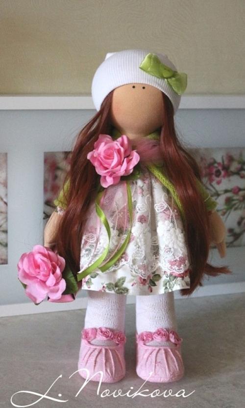 Photo of Интерьерная кукла Александра