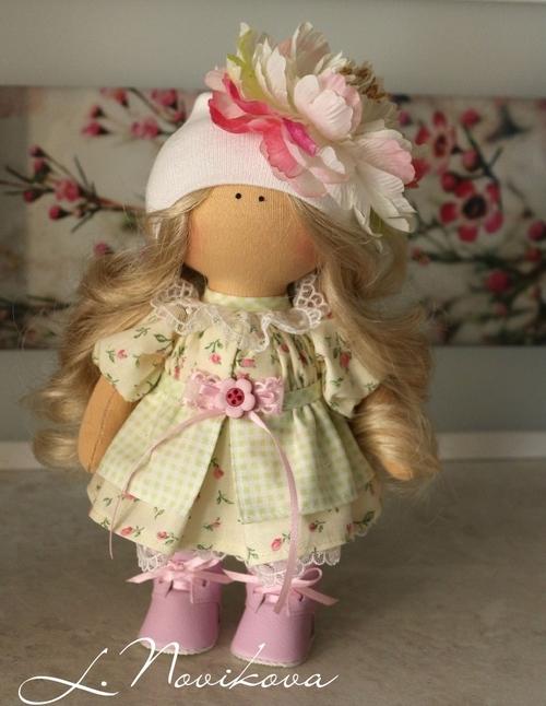 Photo of Интерьерная кукла Принцесса Лилия