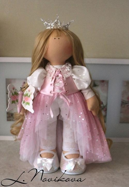 Photo of Интерьерная кукла