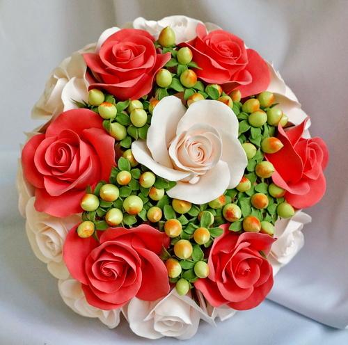 Фото для Свадебный букет