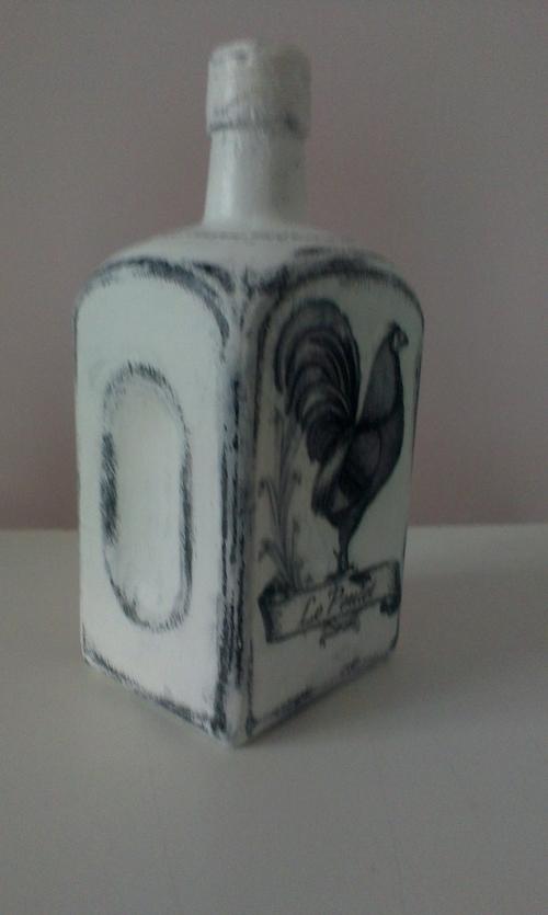 Фото для Интерьерная бутылка.