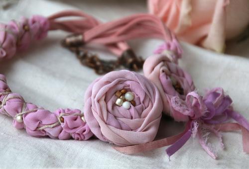 Фото для Комплект «Старый сад. Розовый павильон»