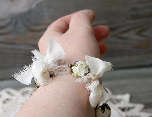 Фото для Браслет «Белой акации…»