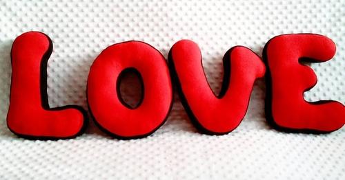 Фото для Буквы подушки