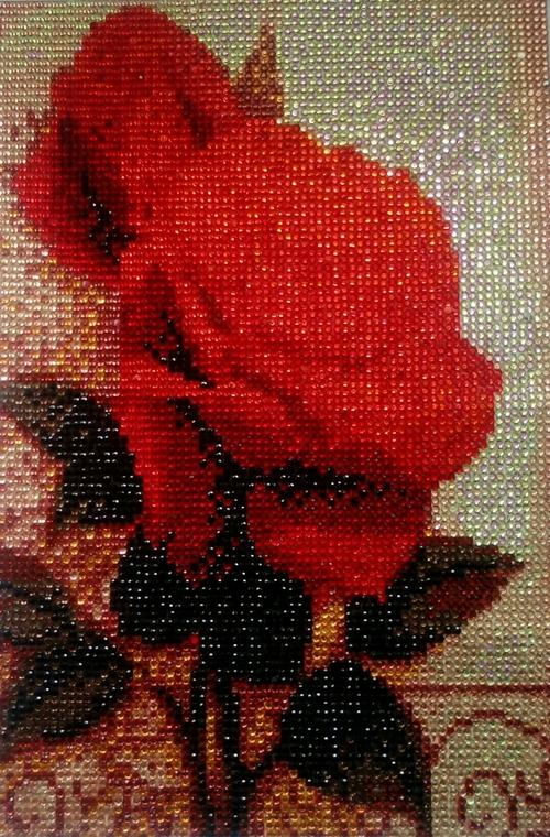Фото для Алмазная роза
