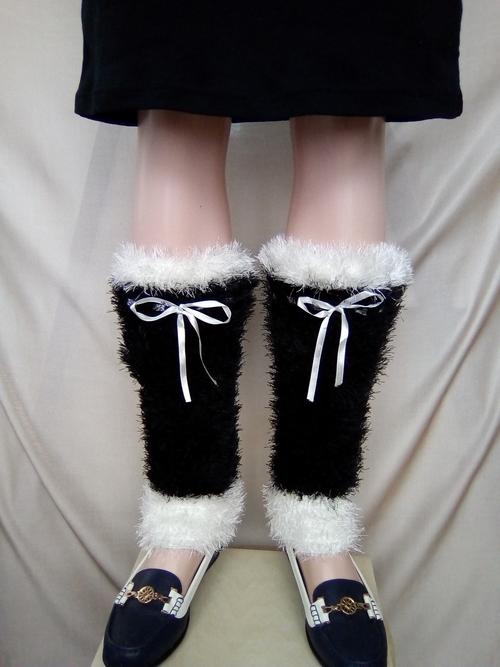 Фото для гетры черно-белые