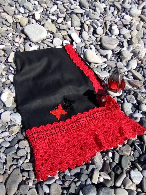 Фото для юбка льняная