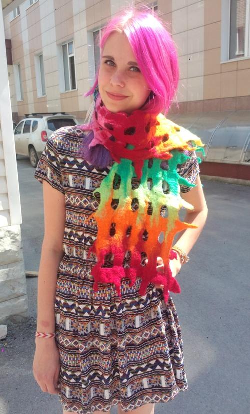 Фото для Чудо-шарф