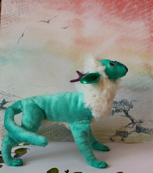 Photo of Авторская игрушка Вильвн