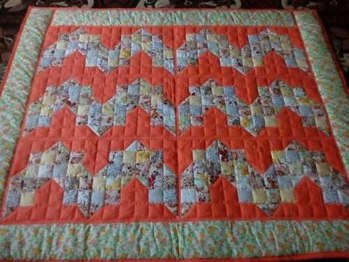 Фото для Лоскутное одеяло