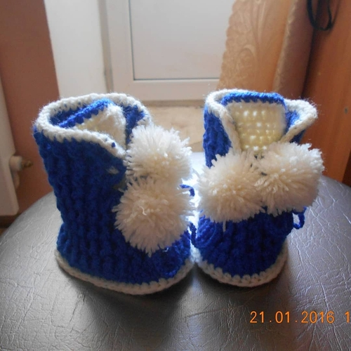 Фото для Пинетки-ботиночки
