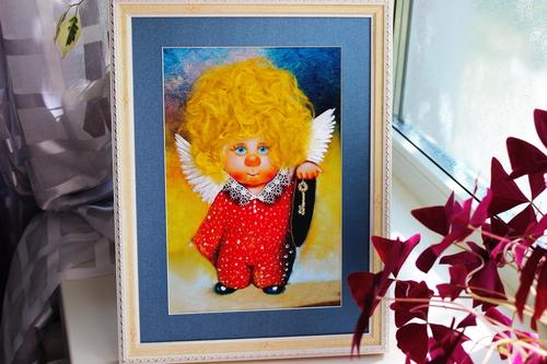 Фото для Вам ключик на счастье в подарок!