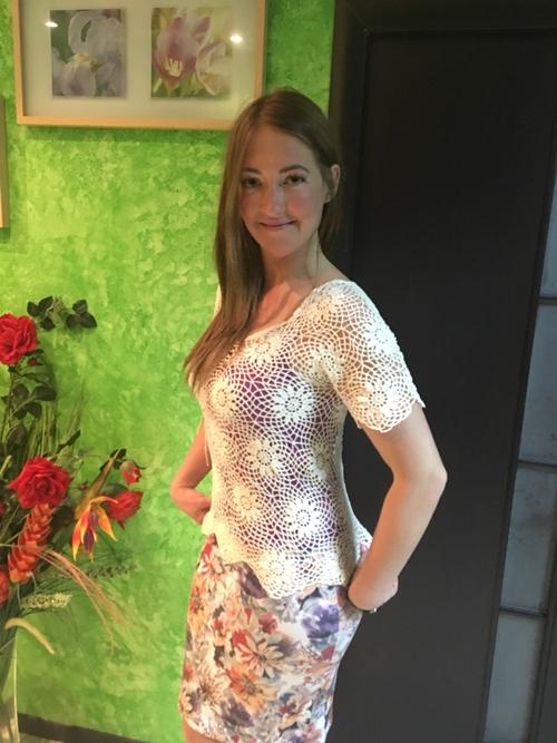 Фото для Топ-блузка
