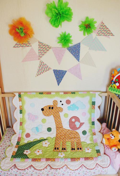 Фото для Яркое и светлое детское одеяло