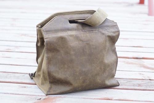 Фото для Кожаная сумка от Handse
