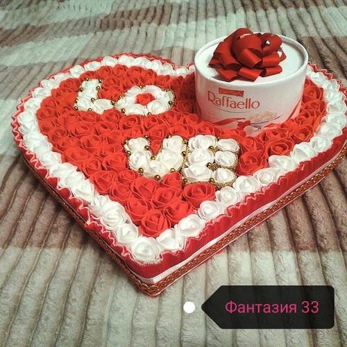 Photo of Подарочное сердце