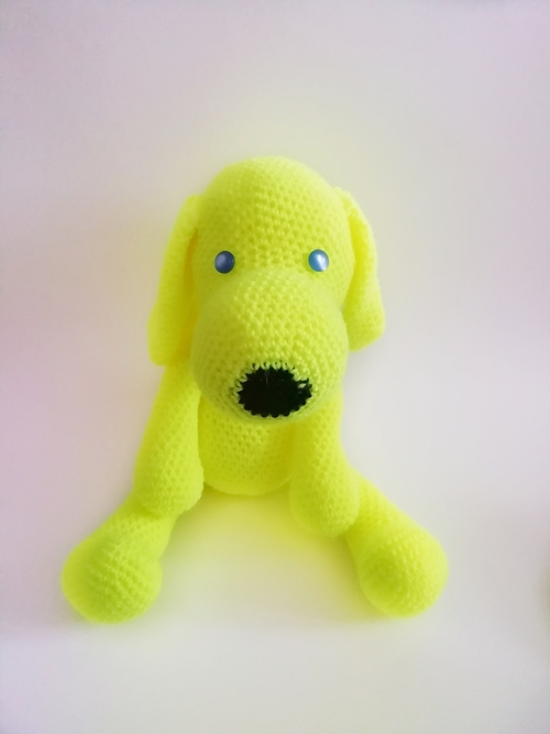 Фото для Жёлтая собачка