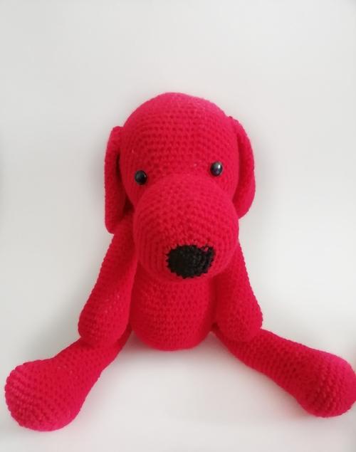 Фото для Красная собачка