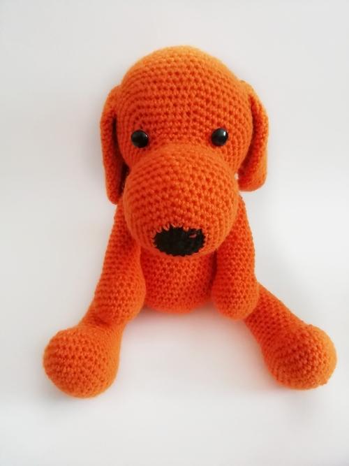 Фото для Рыжая собачка