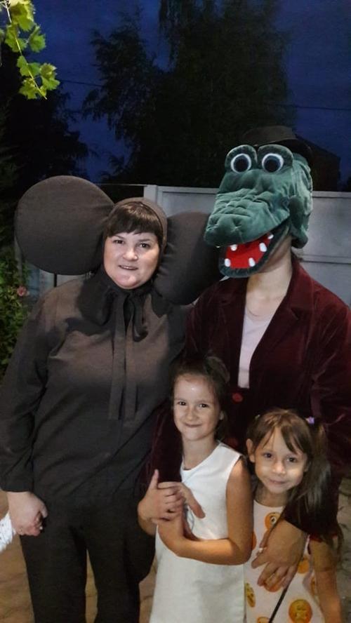 Фото для Костюмы Крокодила Гены и Чебурашки