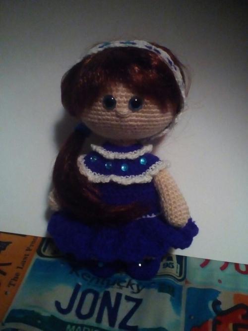 Photo of Кукла Незабудка