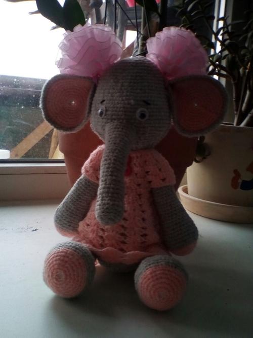 Photo of слониха Нина-1000 руб.