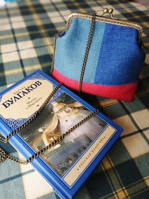 Фото для сумочка-косметичка 20см-15см-4см