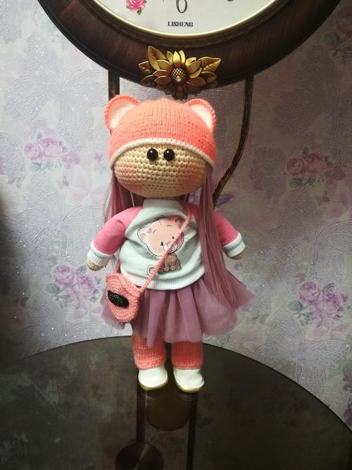 Photo of Куколка ручной работы
