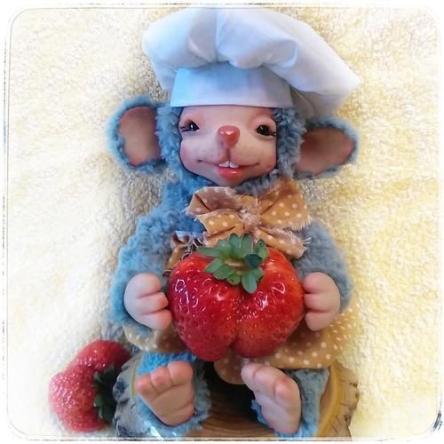 Photo of Мышонок-поваренок Паскаль