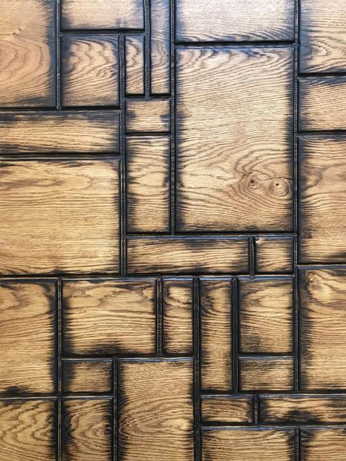 Photo of Декоративное настенное панно из дерева