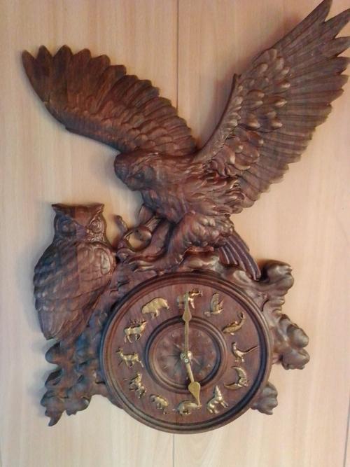 Фото для Часы Совы