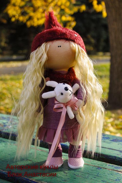 Photo of Гномик. Кукла интерьерная.