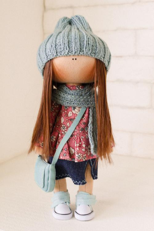 Photo of Кукла интерьерная, ручная работа.