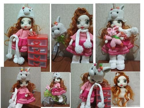 Photo of Кукла Златовласка