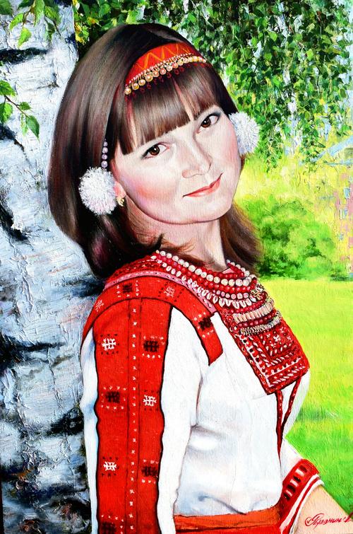 Photo of Эрьзянка