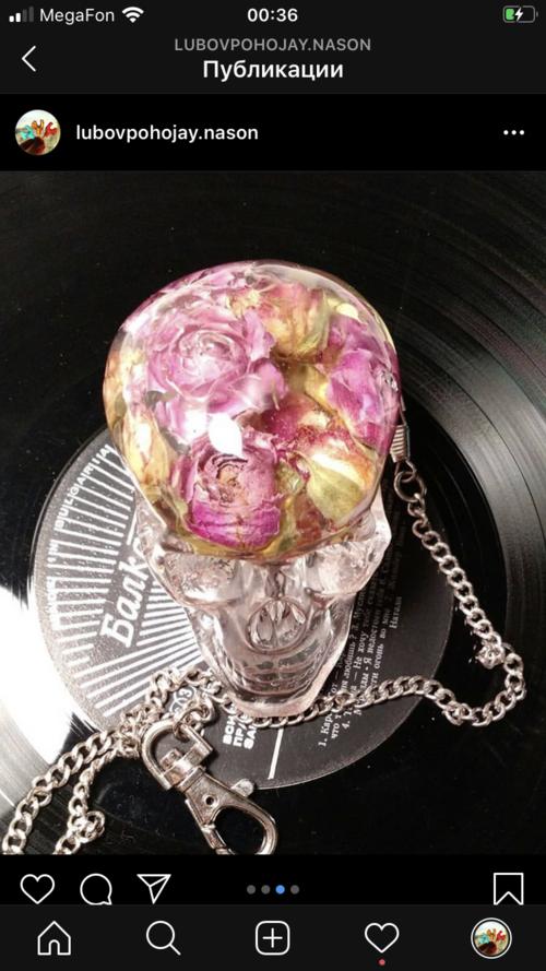 Photo of Пресс-папье, интерьерная фигурка череп.