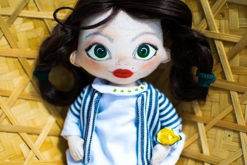 Фото для Куклы ручной работы от Carale