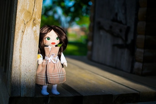 Фото для Кукла Carale в единственном экземпляре .