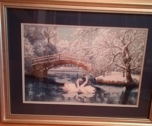 Photo of Лебеди.
