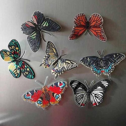 Photo of Магнит бабочка.