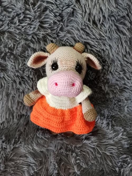 Photo of Интерьерная игрушка :теленочек Милаша.