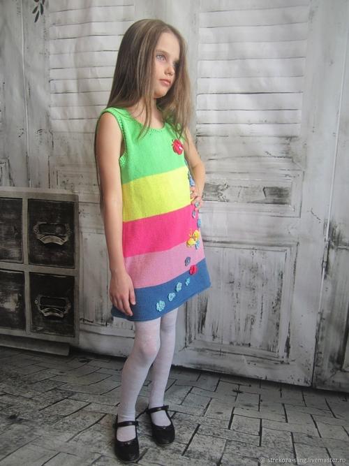 Фото для Эксклюзивная модель! Платье для девочки