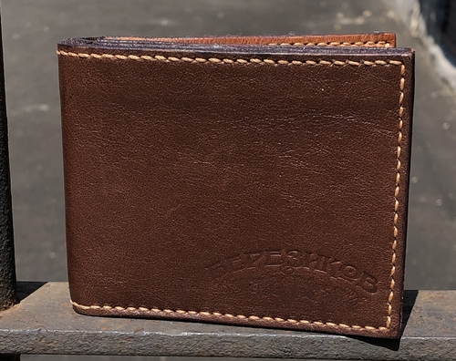 Photo of Удобный кошелек ручной работы из кожи козы