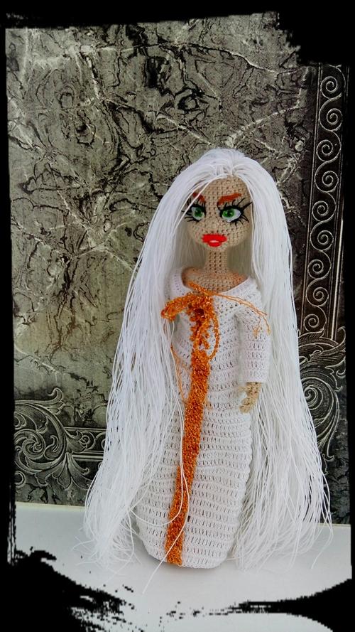 Фото для Кукла оберег Банши
