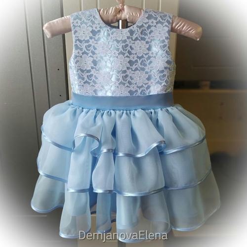 Photo of 🌸Воздушные платья для маленьких красавиц🌸