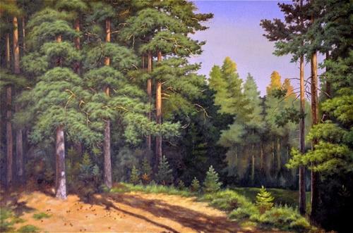 Photo of Опушка леса